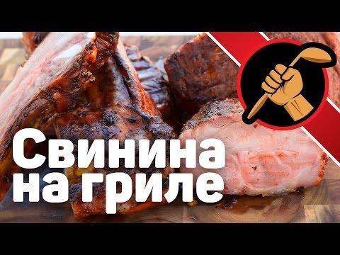 Рецепт Свинина в соевом маринаде