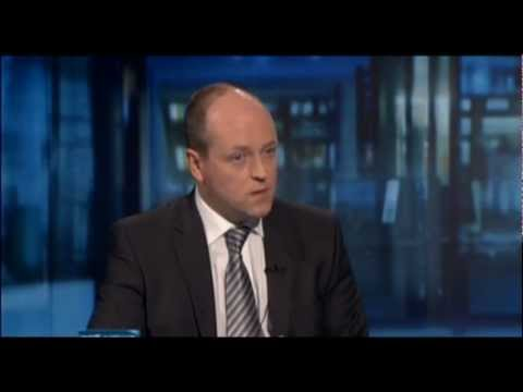 Neil Hughes, Examiner & Managing Partner, Hughes Blake Accountants on RTE News 16th January 2013