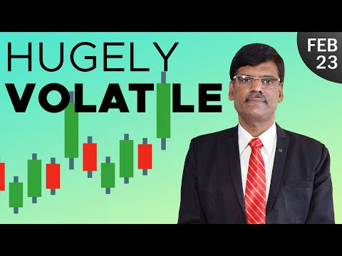 Consolidation Stage with Huge Volatility | Post Market Report 23-02-2021