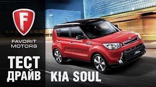 видео KIA Soul технические характеристики автомобиля