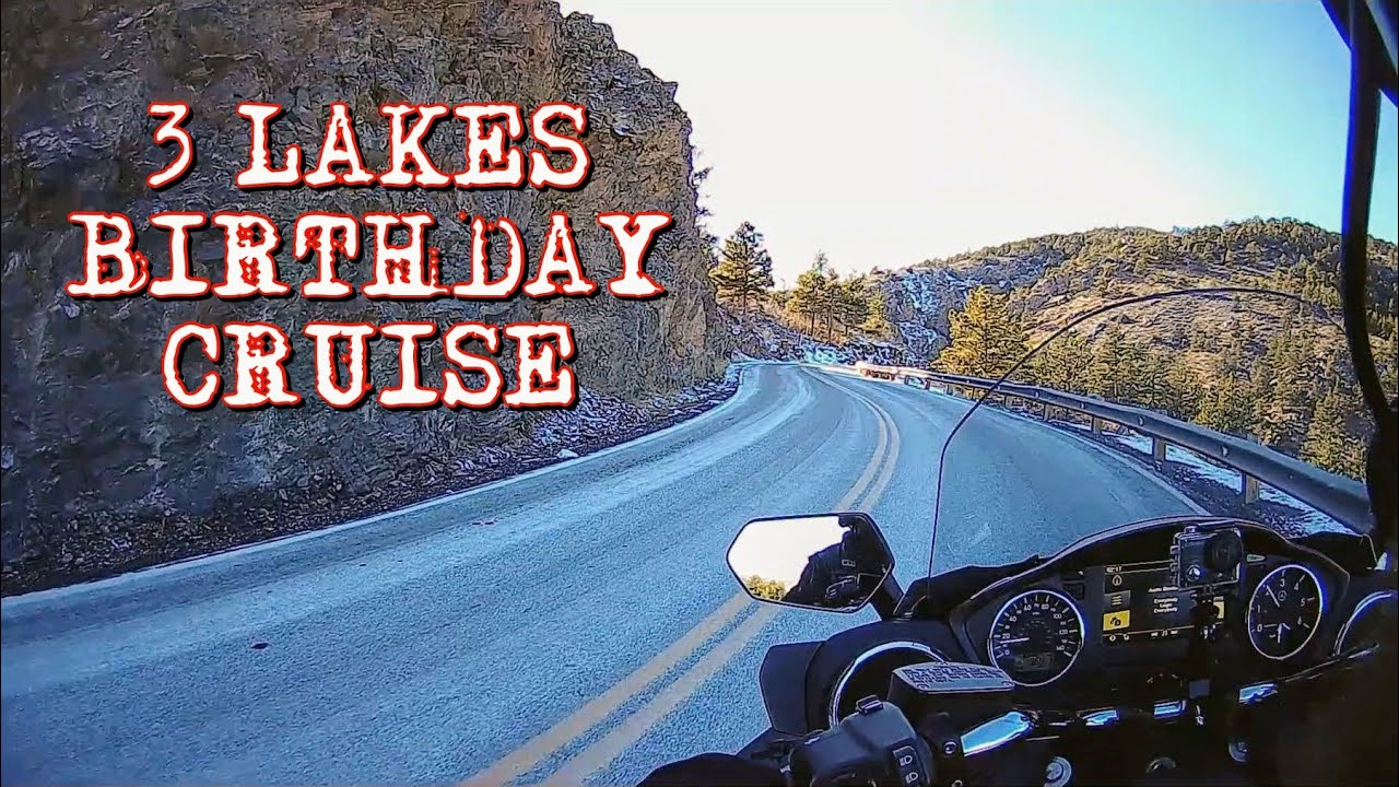3 Lakes Birthday Cruise