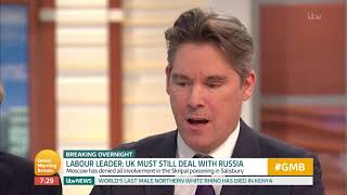 Dan Hodges On The Global Response To The Salisbury Attack   Good Morning Britain
