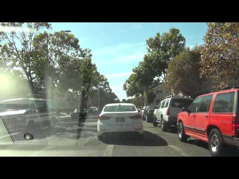 Driving in Oakland California part 2 West Oakland