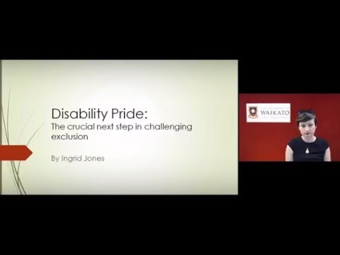Disability Pride: The crucial next step in challenging exclusion