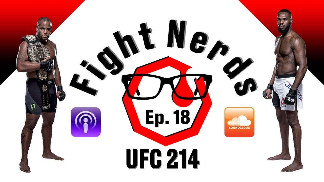 Ufc 214 Fightcard