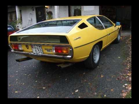 Lamborghini Espada V12 Music in Stereo!
