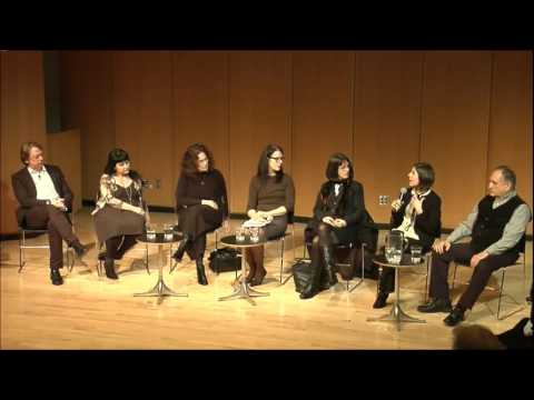 An Evening with Leslie Ayvazian (Talk Back), March 16th 2015
