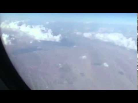 Airline Passenger Films UFO