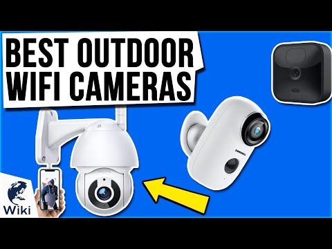10 Best Outdoor Wifi Cameras 2021