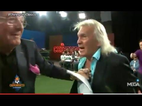 BRONCA|| LOCO GATTI y CRISTOBAL SORIA. TE VOY A PEGAR UNA TROMPADA A LA SALIDA LE DIJO EL ARGENTINO