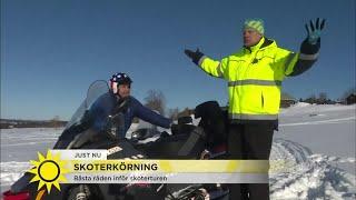 Så kör du skoter lagligt och säkert - Nyhetsmorgon (TV4)