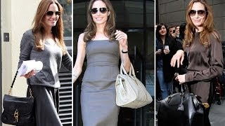 The Many Bags of Angelina Jolie