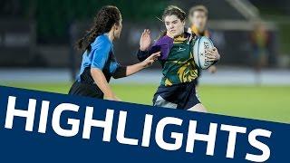 Scottish Rugby Girls' Schools' Cup Finals 2016