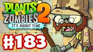 Plants vs. Zombies 2: It's About Time - Gameplay Walkthrough Part 183 - Pyramid of Doom (iOS)