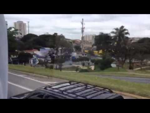 Arrivée à São Paulo