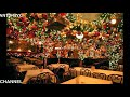 christmas decorated restaurants nyc