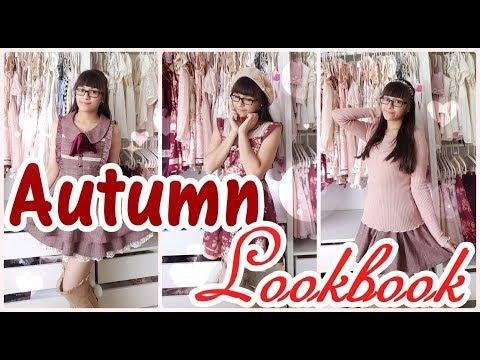 LIZ LISA リズリサ Autumn Lookbook