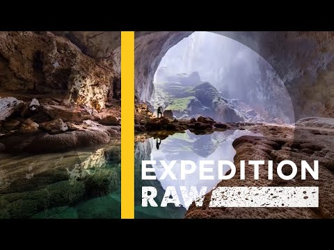 Journey Through the Largest Cave in the World   Expedition Raw