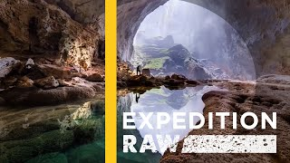 Journey Through the Largest Cave in the World | Expedition Raw