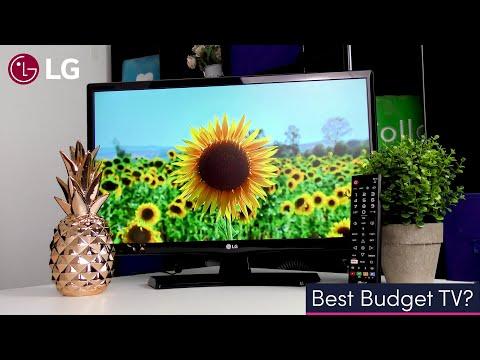 "Best Budget TV? LG 22TN410V 22"" LED TV (2020 Model) - Full HD IPS Display!"