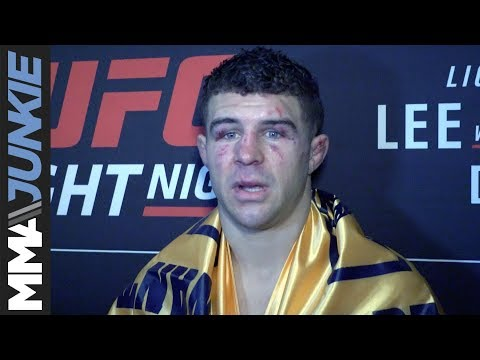 UFC Milwaukee: Al Iaquinta full post-fight interview