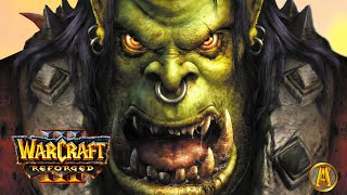 Thrall Meets Cairne & Grom Hellscream - All Cutscenes [Warcraft 3: Reign of Chaos]