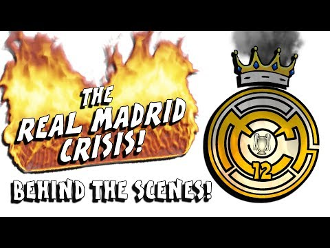 🔥THE REAL MADRID CRISIS!🔥 BEHIND THE SCENES! Ronaldo to Man Utd?
