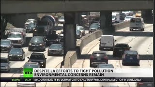 California wants zero gas emissions by 2035