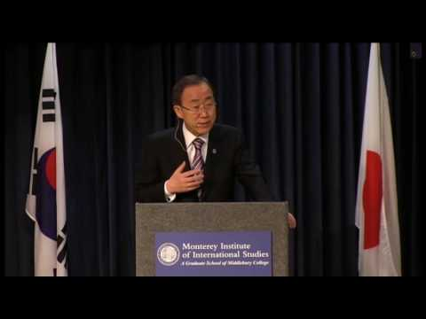 Advancing the Disarmament and Non-proliferation Agenda: Seeking Peace in an Over-armed World