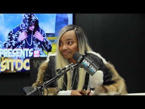 EmEz - Money Melll On Her New Single Gas; Being From Pittsburgh and More!