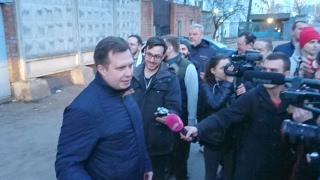 Ляскин - узник 26 марта выходит на свободу