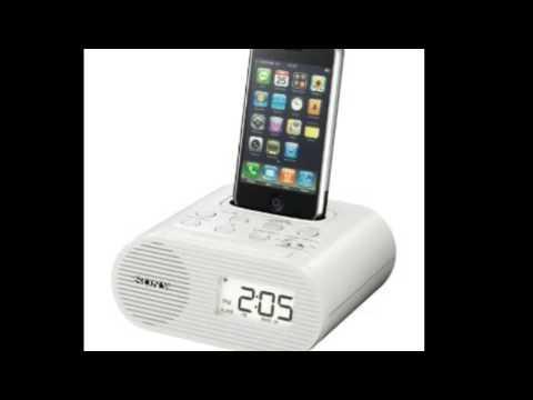 5 Best Alarm Clock MP3 Speaker Systems on Amazon