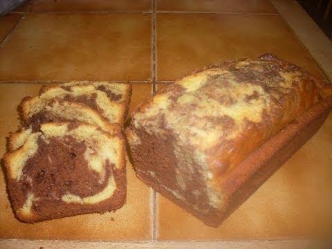 comment-faire-un-gâteau-au-yaourt-marbré-?-recette-marbre