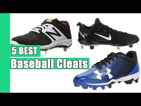 Baseball Cleat: 5 Best Baseball Cleats In 2020 (Buying Guide)