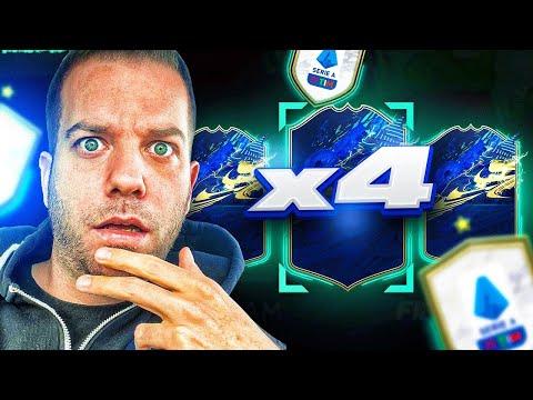 CES PACKS SONT FOU! 4 TOTS A LA SUITE ! FIFA 21