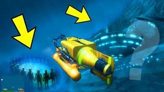 Was Ist Am ABSOLUTEN Meeresgrund In GTA 5? ( GTA 5 MYTHOS AUFGEDECKT )