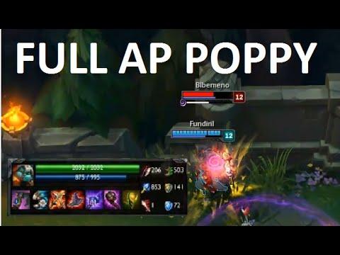 FULL AP Poppy Montage