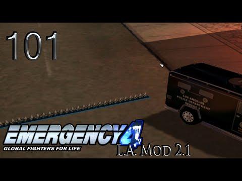 Emergency 4| Episode 101| LA Mod 2.1