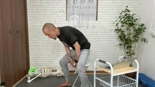 下肢のトレーニング&ストレッチ(フル)
