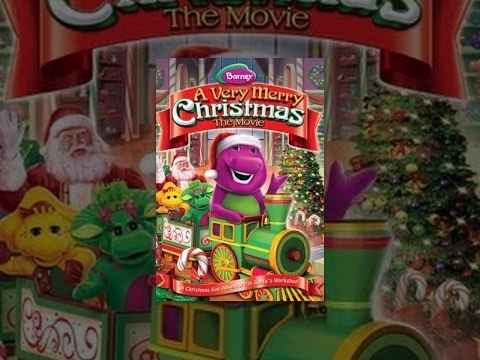 Barney: A Very Merry Christmas  The Movie