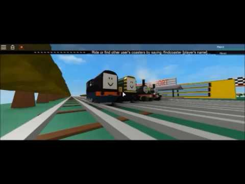 ROBLOX Calling All Engines Trailer