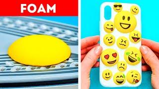 18 BRILLIANT DIY PHONE CASES IDEAS