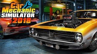Car Mechanic Simulator 2018 - Official Trailer