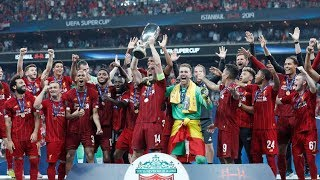 Liverpool vs Chelsea 2-2 Full Penalty Shootout & Trophy Ceremony (From Stands)