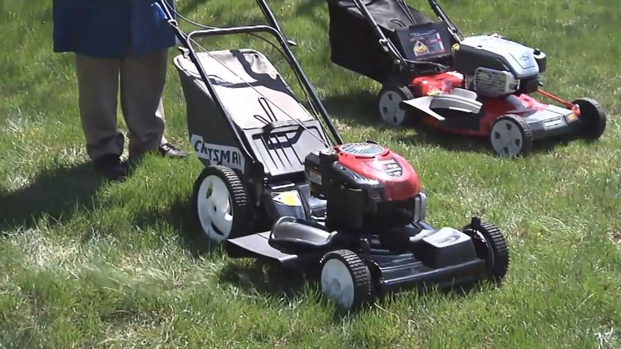 Easy Starting Lawn Mower Engines | Briggs & Stratton