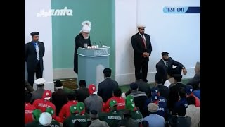 Sindhi Friday Sermon 20th May 2011, Potent Power of Salaat, Dua and connection with God