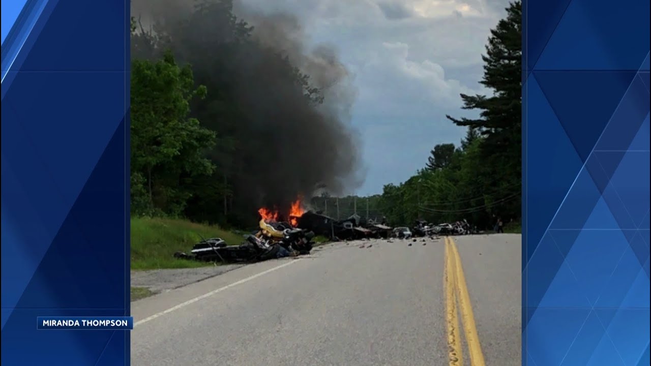 6 Mass Victims Among 7 Killed In Route 2 Motorcycle Crash