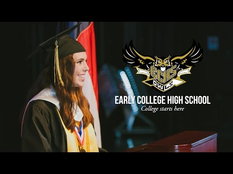 Early College High School- College Starts Here!