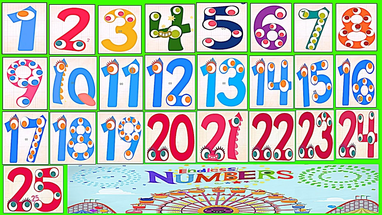 7932e73bd Learn Numbers Kids Count 1