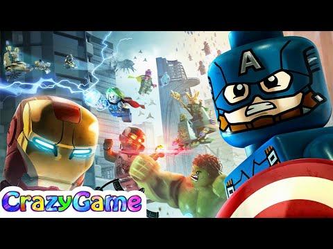 #LEGO Marvel's Avengers Full Game - Best LEGO Game for Children & Kids